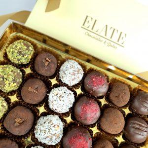luxury date truffle