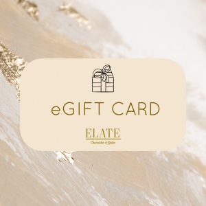 Chocolate and dates gift card